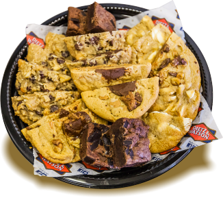 crepe and cookies